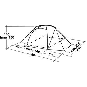 Easy Camp Equinox 200 Tent